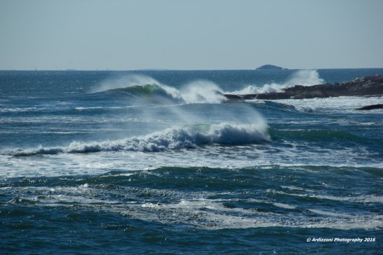 February 17, 2016 Spindrifts off Kettle Cove Island