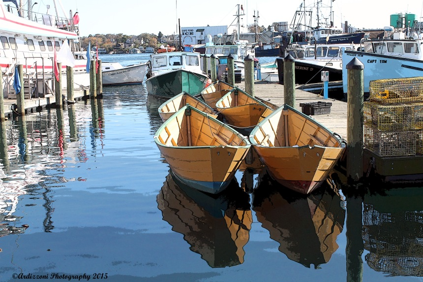 Dories for Discover Gloucester